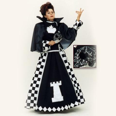 Костюм шахматной королевы 2800, 850