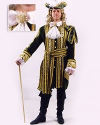 костюм Петра 1