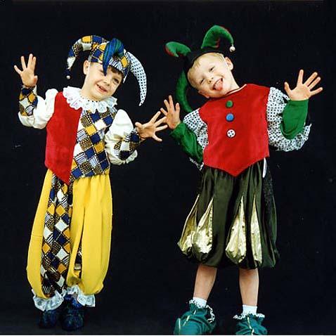 Карнавальные костюмы Шутов