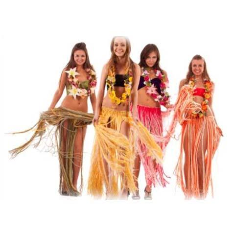 Карнавальные костюмы гавайские