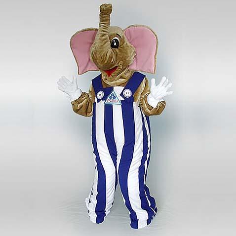 Ростовой костюм (ростовая кукла)Слоник