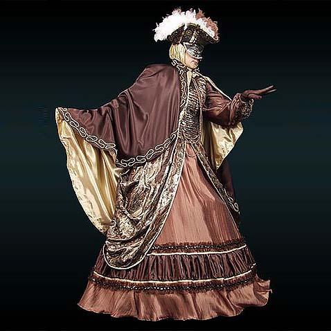 Венецианский костюм