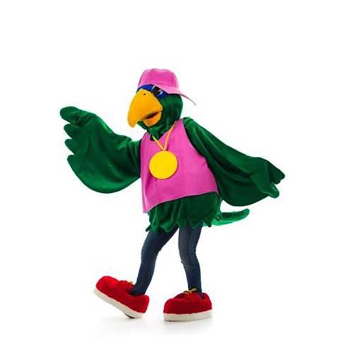 Ростовой костюм (ростовая кукла) Попугай