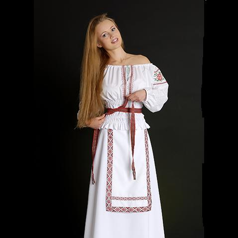 Костюм украинский национальный