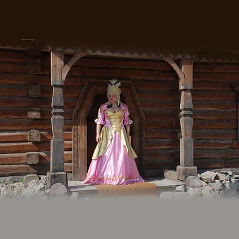 Карнавальный костюм Екатерины Великой