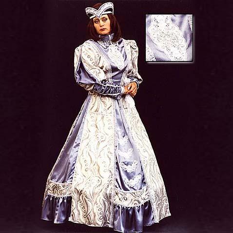 Карнавальный костюм Королевы